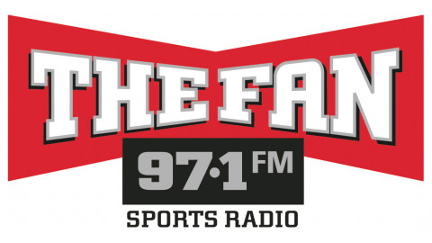 97.1 The Fan logo